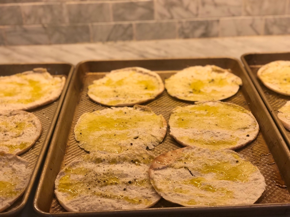 Fresh Pita Chips
